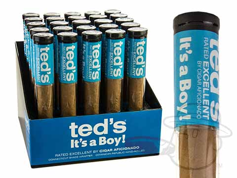 Ted's It's a Boy Cigars